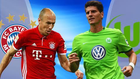 Nhan dinh Bayern Munich vs Wolfsburg 21h30 ngay 1012 (Bundesliga 201617) hinh anh