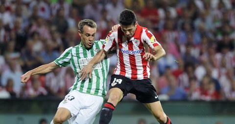 Nhan dinh Betis vs Bilbao 02h45 ngay 1212 (La Liga 201617) hinh anh