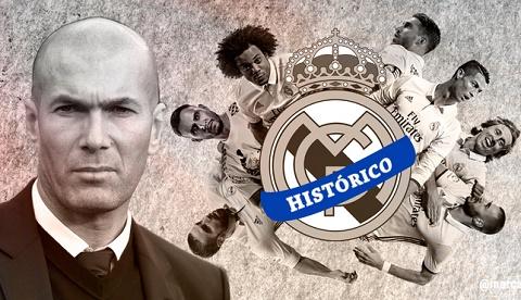 Con duong huyen thoai cua Zidane gap qua nhieu thuan loi