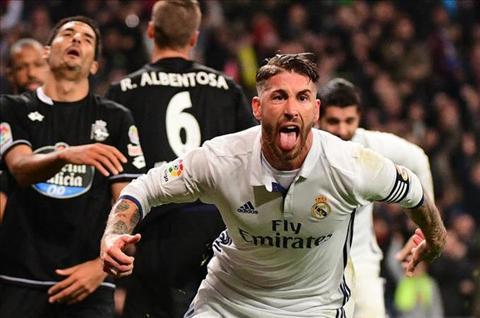 Zidane Sergio Ramos la linh hon cua Real Madrid hinh anh