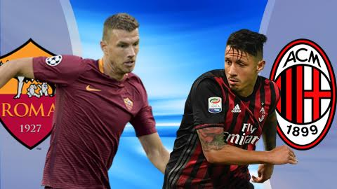 Nhan dinh AS Roma vs AC Milan 03h00 ngay 1312 (Serie A 201617) hinh anh