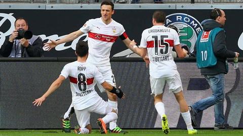 Nhan dinh Stuttgart vs Hannover 02h15 ngay 1312 (Hang 2 Duc 201617) hinh anh