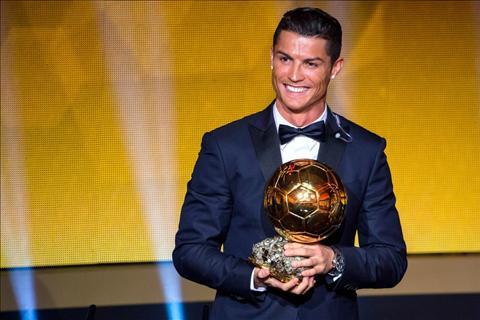 Ronaldo noi gi sau khi gianh Qua bong vang lan thu 4 trong su nghiep hinh anh