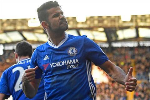 Diego Costa tiet lo ve moi quan he voi Jose Mourinho hinh anh
