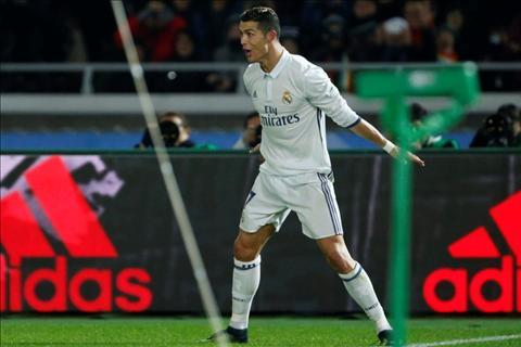 Ronaldo noi gi sau khi cung Real nguoc dong truoc doi bong Nhat Ban hinh anh