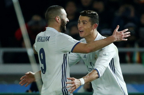 Tong hop Real Madrid 4-2 Kashima Antlers hinh anh