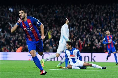 Barca 4-1 Espanyol Dinh luat bao toan ga khong lo hinh anh 3