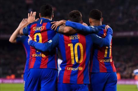 Barca 4-1 Espanyol Dinh luat bao toan ga khong lo hinh anh 2