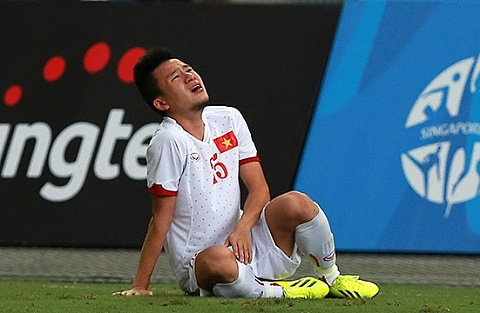 tiền vệ Võ Huy Toàn lo ngại việc lỡ hẹn với AFF Cup hình ảnh