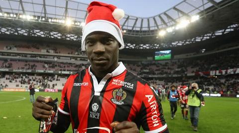 Nice 2-1 Dijon Thanh Balotelli giup doi nha som vo dich luot di hinh anh