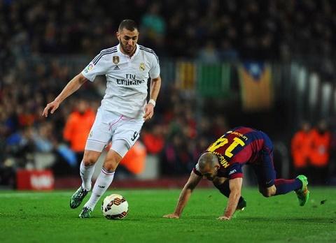 El Clasico se la san khau cua Zidane hinh anh