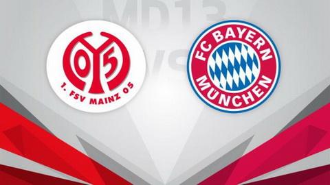 Nhận định bóng đá Mainz vs Bayern Munich 21h30 ngày 12 hình ảnh