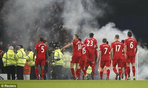 HLV Jurgen Klopp Liverpool giong Dortmund hinh anh
