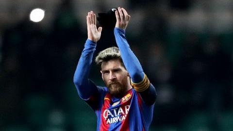 Barcelona se de Messi huong luong cao nhat the gioi.