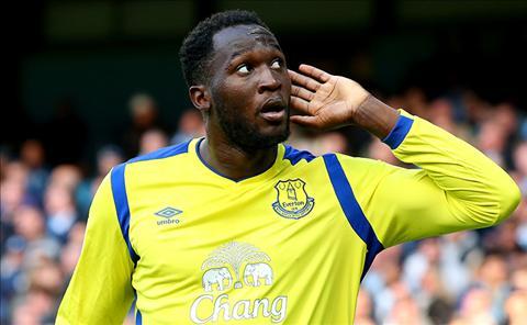 Lukuka se tiep tuc gan bo voi Everton