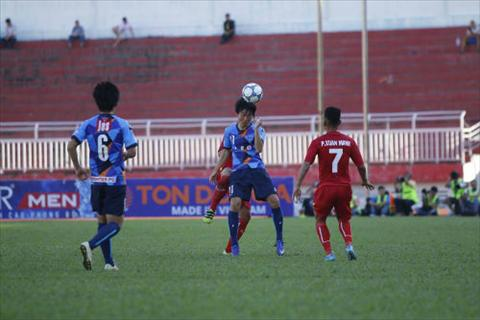 U21 Yokohama gay nhieu kho khan cho U21 Viet Nam tren san Thong Nhat
