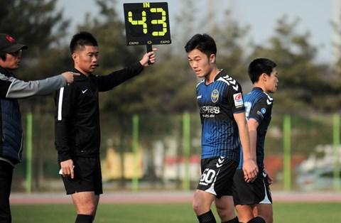 Xuan Truong gui tam thu chia tay Incheon United hinh anh