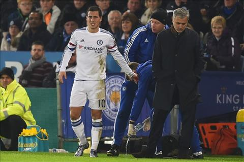 Tien ve Eden Hazard phu nhan mau thuan voi Mourinho hinh anh