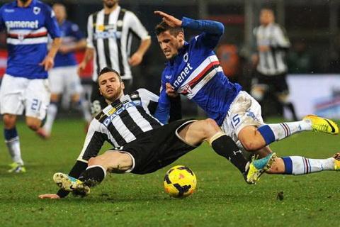 Sampdoria vs Udinese 0h00 ngày 271 (Serie A 201819) hình ảnh