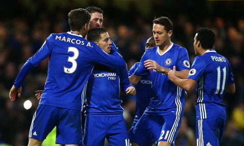 Chelsea vs Stoke (22h00 3112) Thien duong thu 13 hinh anh