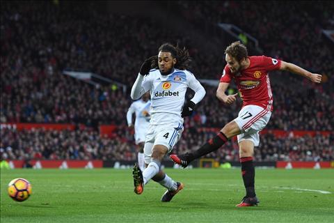 Jose Mourinho Dau la phuong an thay the Carrick, Ibrahimovic hinh anh