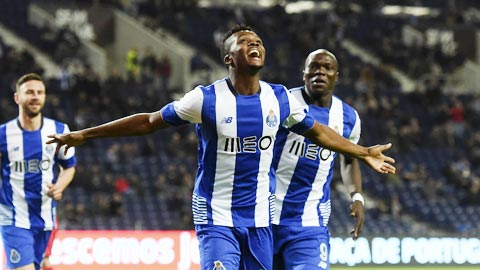 Juventus lam khach Porto Kho da co Higuain hinh anh 2