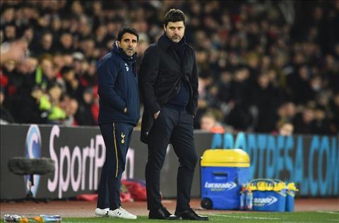 Tottenham thang dam, Pochettino van chua hai long hinh anh