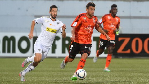 Nhan dinh Angers vs Lorient 02h00 ngay 412 (Ligue 1 201617) hinh anh