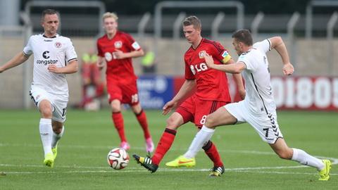 Nhan dinh Leverkusen vs Freiburg 21h30 ngay 312 (Bundesliga 201617) hinh anh