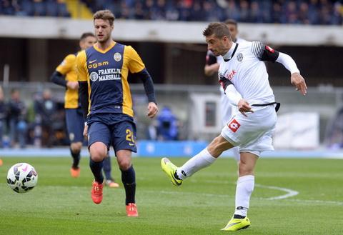 Nhan dinh Verona vs Cesena 02h30 ngay 3112 (Hang 2 Italia 201617) hinh anh