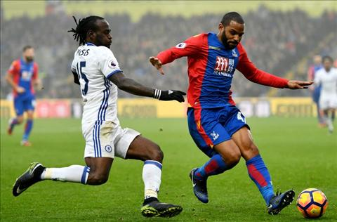 Truoc tran Chelsea vs Stoke Ngay Moses gap lai cac su phu hinh anh 3