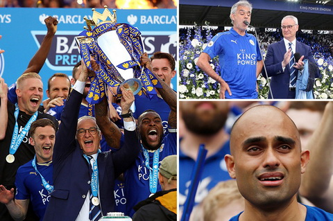 Time to say goodbye, Leicester?