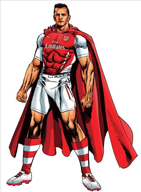 Arsenal vui dap West Ham Nga mu truoc Super Sanchez hinh anh 3