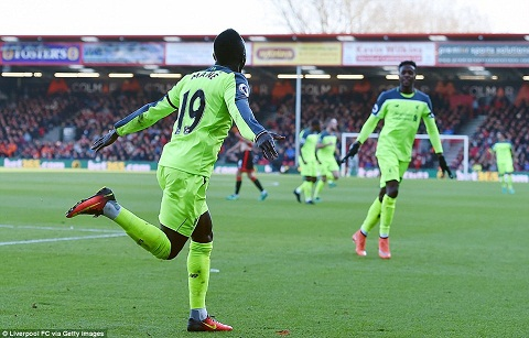 Du am Bournemouth 4-3 Liverpool Cong lam thu pha hinh anh 2