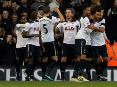 HLV Pochettino no to sau tran Tottenham 5-0 Swansea hinh anh