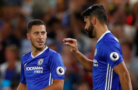 Diego Costa Khong trach Hazard duoc neu co roi Chelsea hinh anh