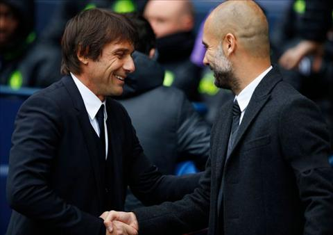 Antonio Conte da danh bai Pep Guardiola nho duy tri duoc su on dinh trong doi hinh.