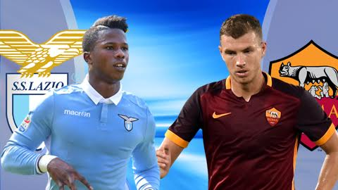Nhan dinh Lazio vs AS Roma 21h00 ngay 412 (Serie A 201617) hinh anh