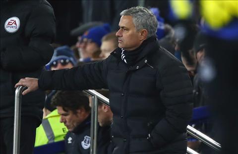 Mourinho dang dan tut hau voi bong da hinh anh