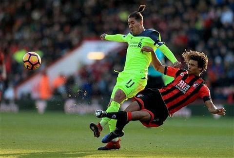 Du am Bournemouth 4-3 Liverpool Trong noi nho Coutinho hinh anh
