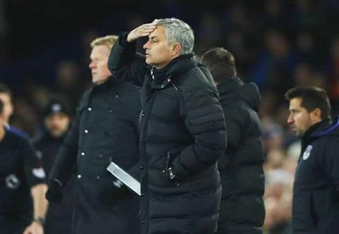 Du am Everton 1-1 MU Khi may man khong song hanh cung Mourinho! hinh anh