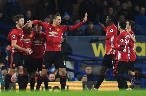 Everton 1-1 MU Ngay Fellaini tao them ky uc cho Mourinho… hinh anh