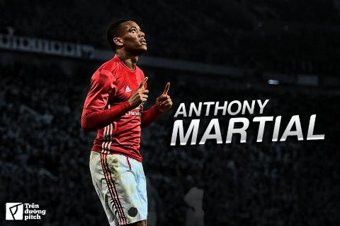 Anthony Martial: Tuổi 21 đầy giông bão