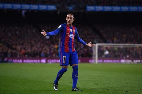 Barcelona ra thông báo về chấn thương của Neymar
