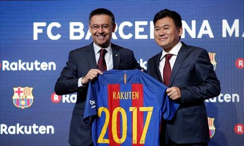 Ro ri mau ao dau moi Barcelona mua giai 201718 hinh anh 2