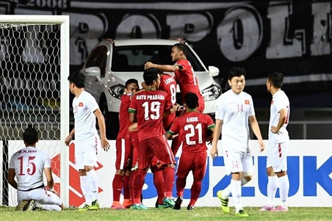 Thang Indonesia va ghi 3 ban, DT Viet Nam van co nguy co chia tay AFF Cup 2016 hinh anh