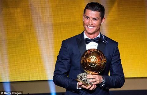 Cristiano Ronaldo tro thanh chu nhan Qua bong vang 2016 hinh anh