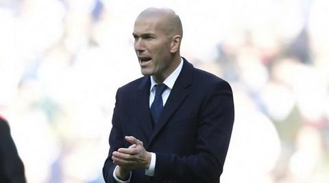 Zidane khang dinh Real Madrid se da nghiem tuc truoc Dortmund.