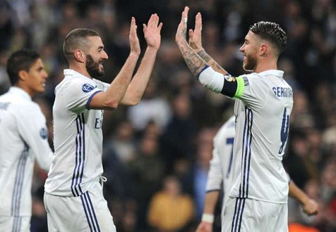 Benzema can bang thanh tich voi Henry o Champions League hinh anh