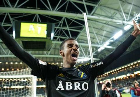 Chelsea muốn có Alexander Isak của Dortmund  hình ảnh